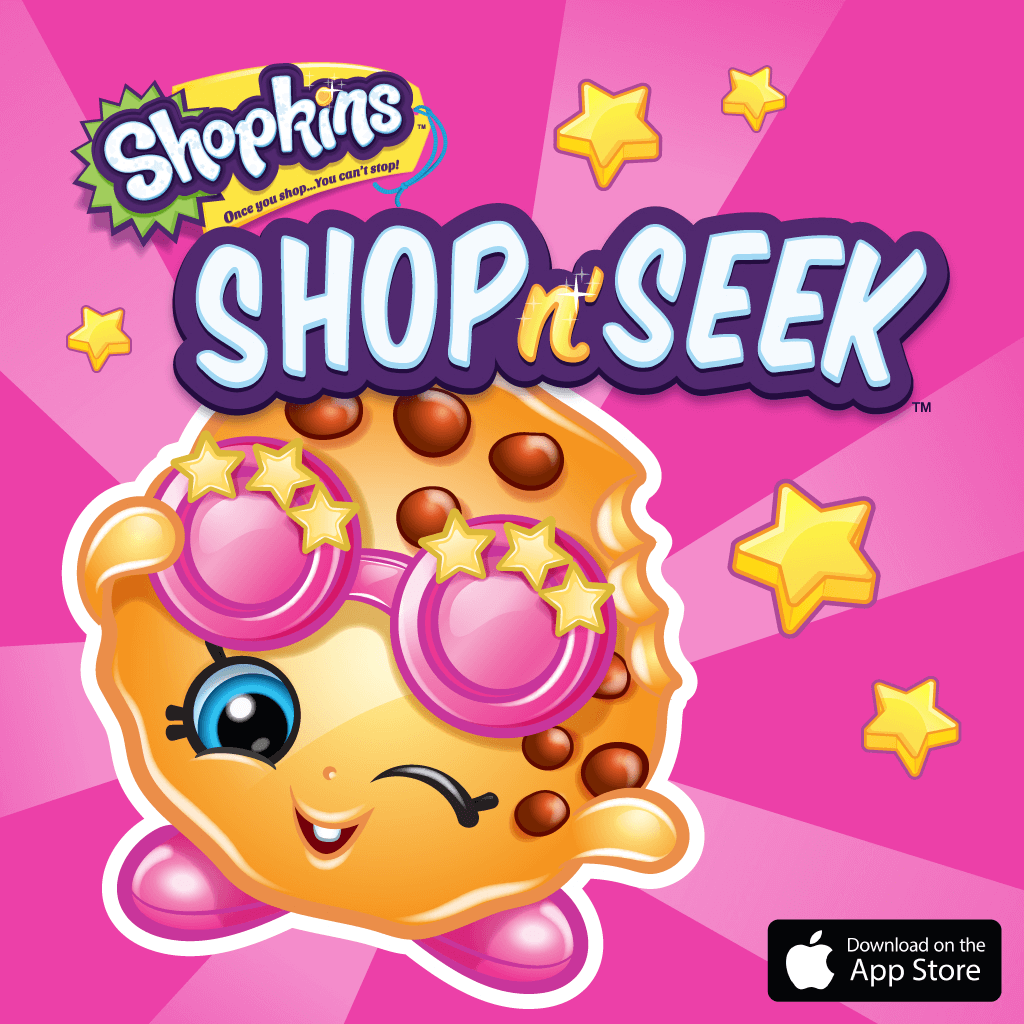 Shopkins Shop n' Seek Available Now